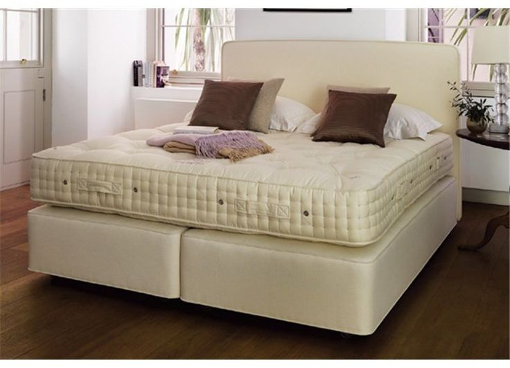 Vispring Kingsbridge Mattress The Kingsbridge Bed is a new arrival to the Vispring family. It brings the best of British manufacturing and combines it with the finest British wool and South American long horsetail hair to give you one of the most luxurious nights sleep ever.