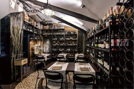 Roscioli, restaurant and deli Also runs wine tastings. E12-20.  Via Dei Giubbonari 21
