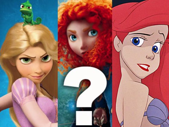 which disney princess are you dating someone
