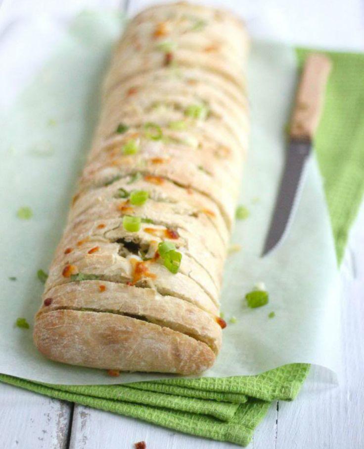 Voor bij de lunch of voor vanavond bij de BBQ: heerlijk snackbrood | Flairathome.nl