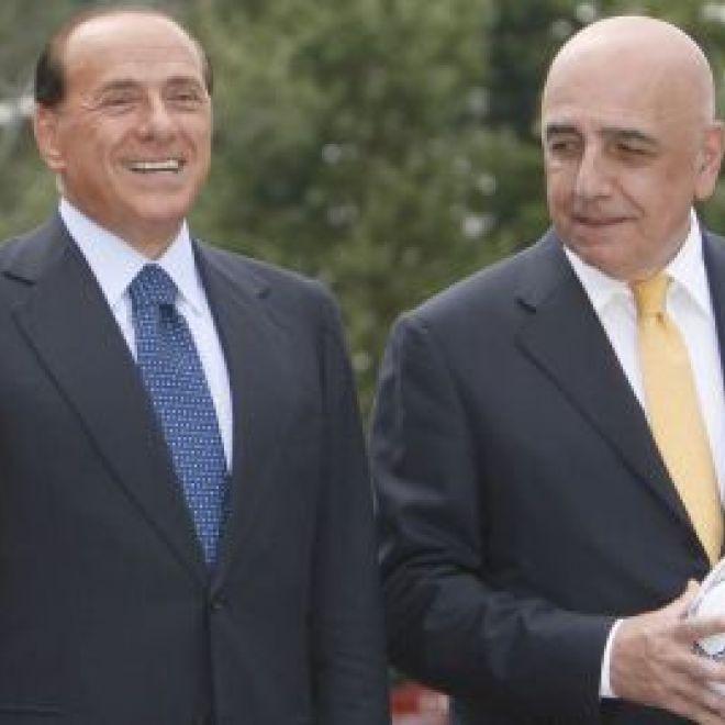 """Berlusconi: """"I cinesi dovranno impegnarsi. Per Brocchi e Ibrahimovic ... """"…"""