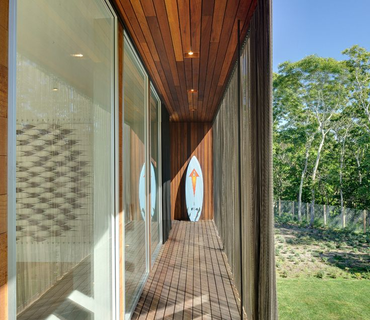 Image 8 of 17 from gallery of Pryor Residence / Bates Masi Architects. Photograph by Bates Masi Architects