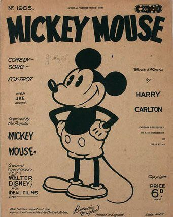 The Evolution of Mickey Mouse: From Steamboat Willie to Today