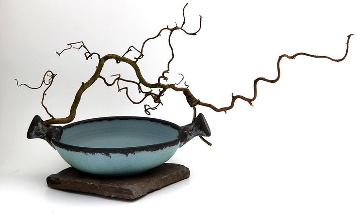 Bowl Twisted Branch-Stone