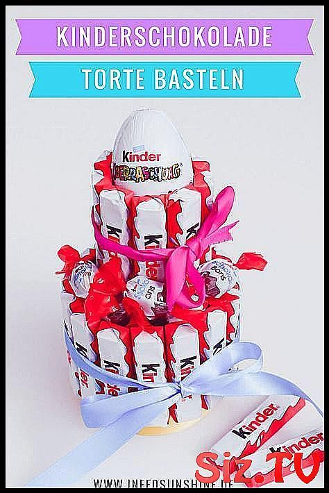 CHILDREN 'S CHOCOLATE Muffins Cake 038 mehr für Kin #Instructions #DIY #easy … – simple diy gifts