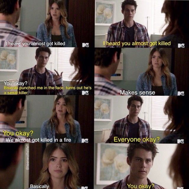 malia and stiles relationship problems