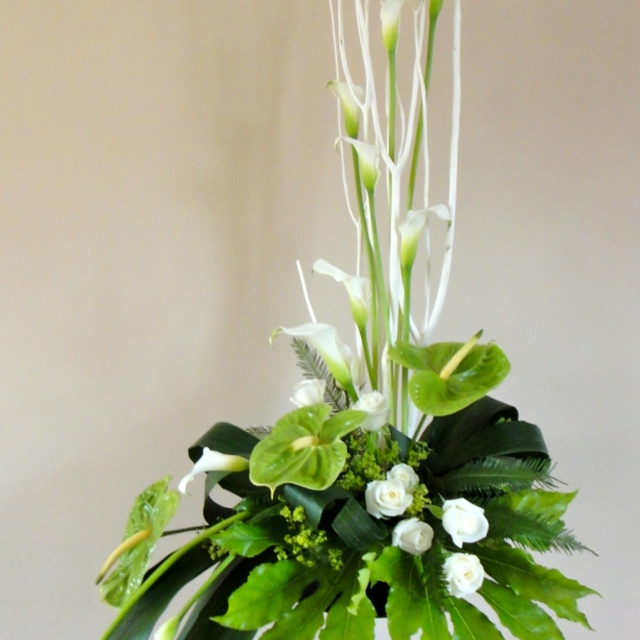 Church Altars Modern Flower Arrangement: 17 Best Images About Church Flowers/pedestal Arrangements