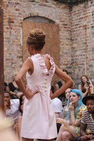 Camilyn Beth Runway // New Orleans Fashion Week