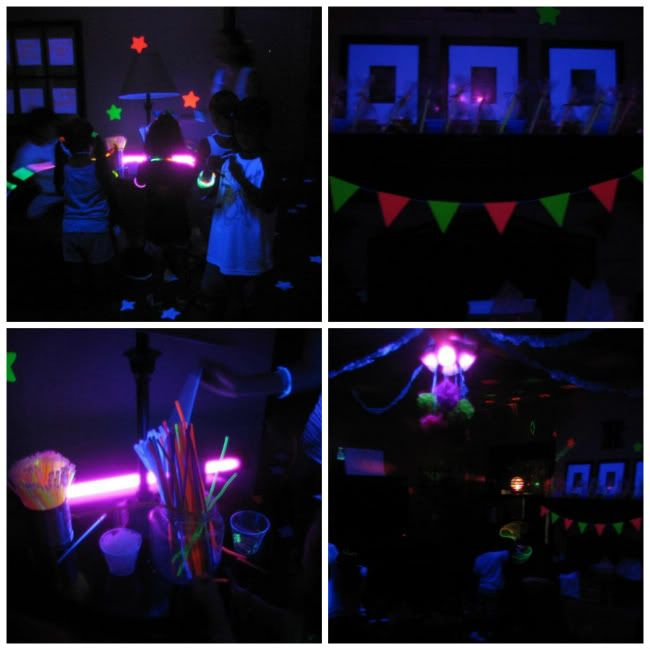 206 Best Glow Party Ideas Images On Pinterest