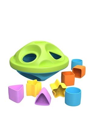 35% OFF Green Toys Shape Sorter Baby Toy