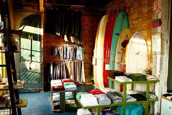 Mollusk surf shop