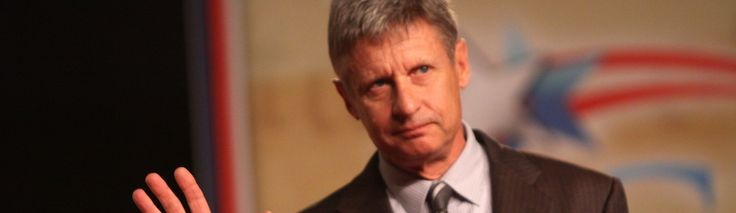 Gary Johnson, New Mexico's Former Governor Is Now Selling Pot