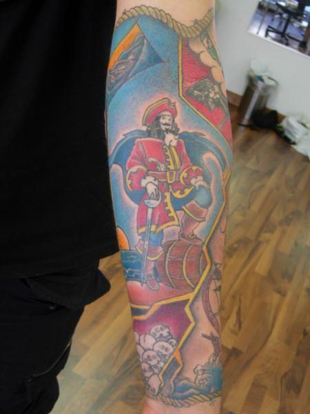 captain morgan tattoo - 450×600