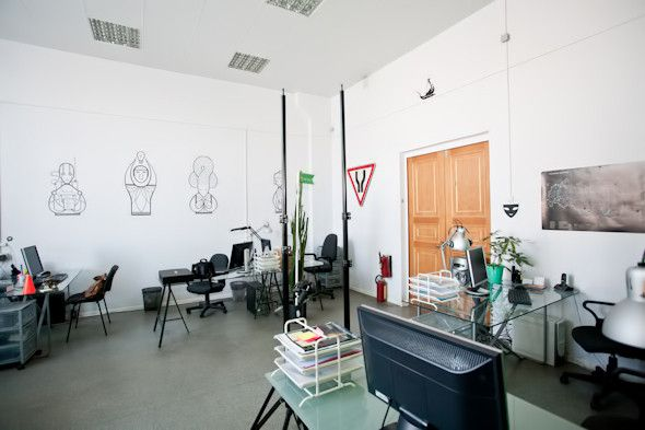 Офис недели: дизайн–студия Nimax (Петербург). Изображение № 1.