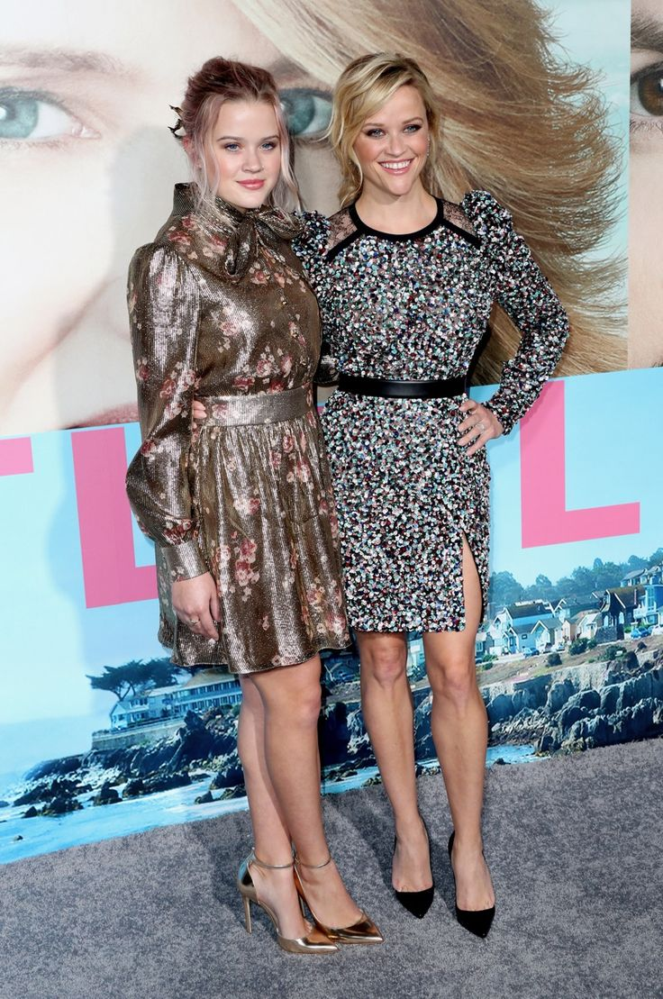 Reese Witherspoon e Ava Phillipe