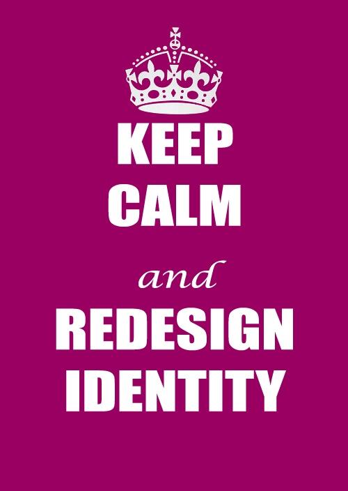 redesign identity