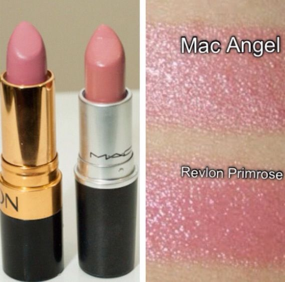 "Mac ""Angel"" dupe this color is that perfect nude lip paired with a smokey eye inspired by kim kardashian"