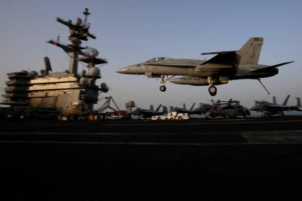 Misi Serangan Udara AS untuk Hancurkan ISIS