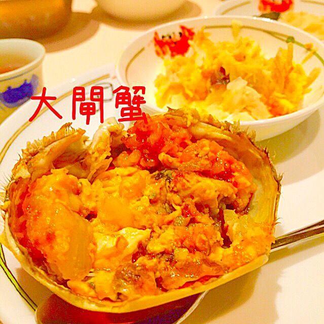 年に一度の自分へのご褒美 来年もまた食べに来れますように… 蒸し上がった上海蟹はシェフが素早く剥いて濃厚な味噌と身を甲羅に盛ってくれます。 黒酢ベースの特製ダレでウマっウマ‼️ - 214件のもぐもぐ - 王道 六本木中国飯店で 上海蟹(オス・大) 大変美味でございました✨ by cedro