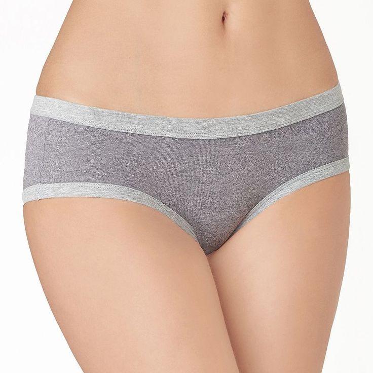 Juniors' St. Eve Hipster 516422, Women's, Size: Xlrg Av/Rg, Grey (Charcoal)