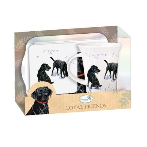Zestaw upominkowy Labrador Loyal Friends
