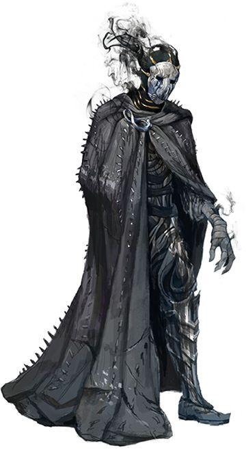 Shadovar, gremio de asesinos  Faceless