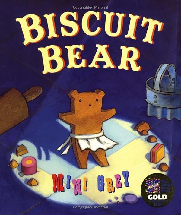 Biscuit Bear: Amazon.co.uk: Mini Grey: Books