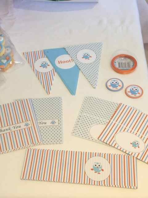 Giggle and Hoot Stationery