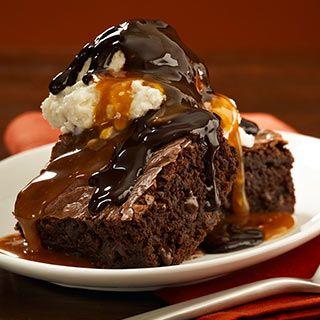 Sweet Ground Brownie