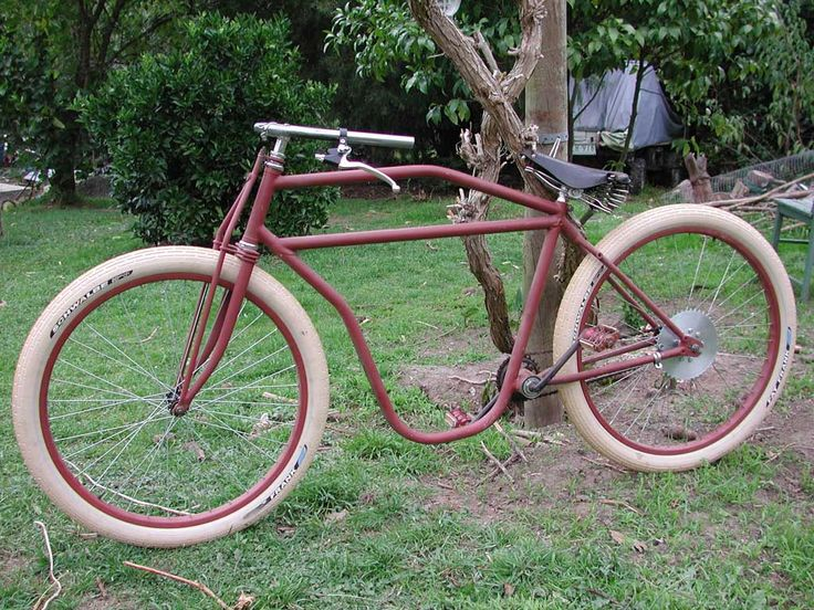Hillbilly 39 S Latest Board Track Bike Motored Bikes