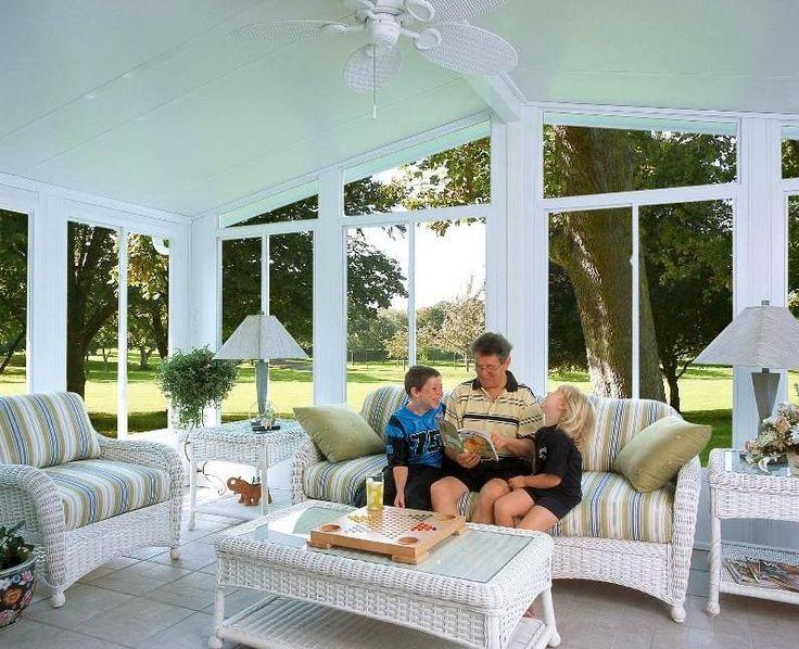 52 best Sunroom decor images on Pinterest | Sunroom ideas, Sunroom ...