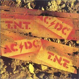 ACDC - T.N.T ( Australian Only 1976)