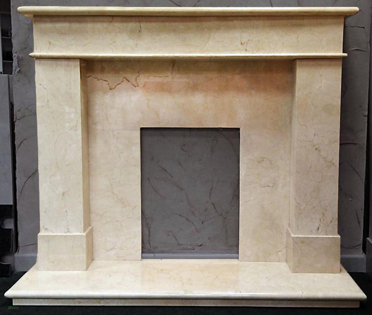 Proyecto de chimenea de mármol sin finalizar. Así compenzamos en Mármoles Mabello nuestros trabajos.
