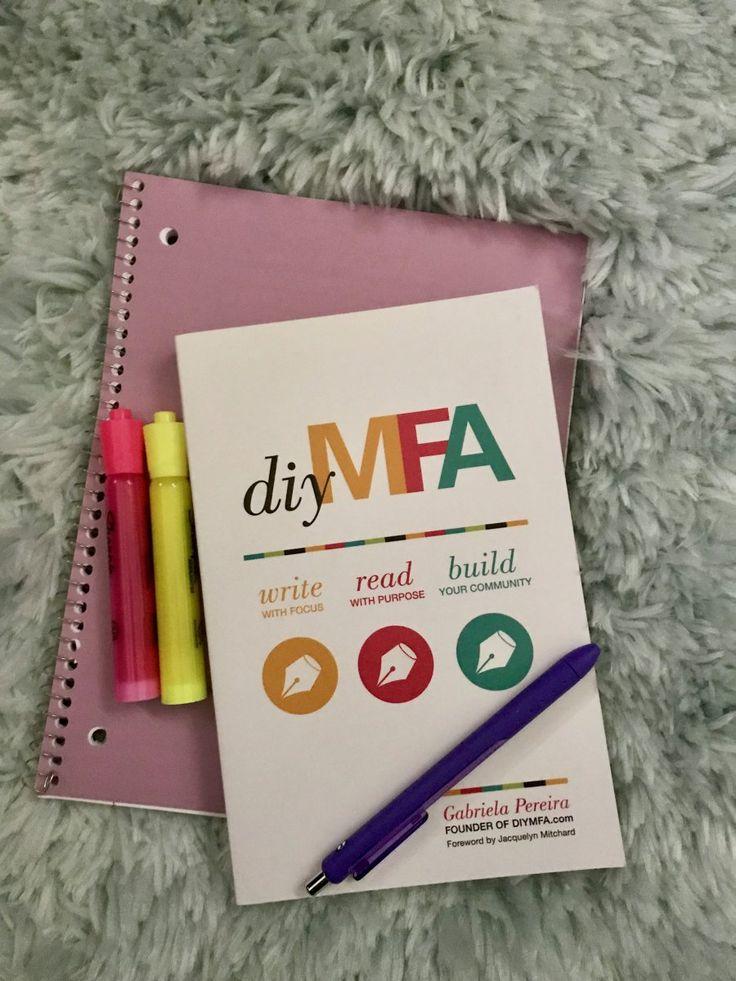 The diyMFA Book