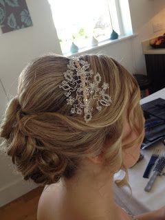 Fordham Hair Design ... Wedding Bridal Hair Specialist: Autumn/Winter wedding hair styling update