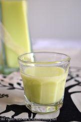 Crema di liquore al pistacchio bimby