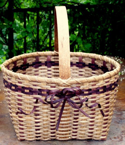 Basket Weaving With Reeds : Best baskets reed images on basket ideas