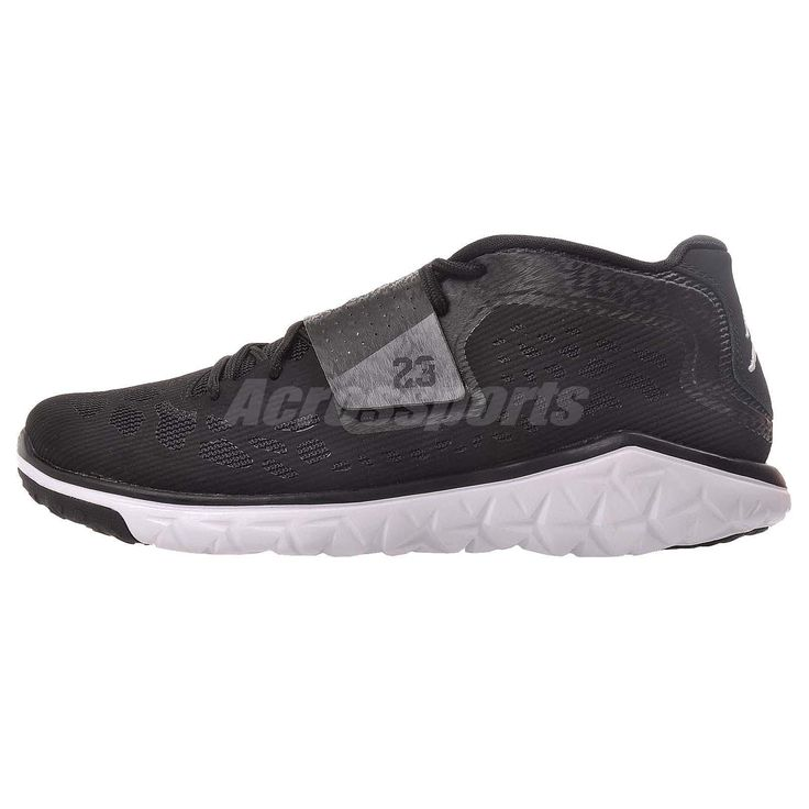 Nike Jordan Flight Flex Trainer 2 Cross Training Mens Shoes Black 768911-112