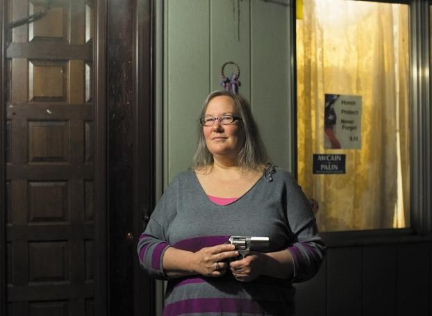 Gun Battle Second Amendment activists say a Multnomah County gun ordinance doesn't apply within cities. By Andrea Damewood Willamette Week 6-26-2013 Tort Claim filed saying County overstepped their authority saying gun control ordinance applies countywide unless a city enacts separate ordinance on the subject matter when it actually only applies to unicorporated areas.