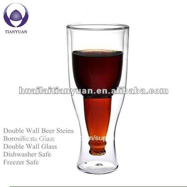 caliente la venta de soplado de borosilicato doble pared de cerveza stein-Vidrio-Identificación del producto:300001291572-spanish.alibaba.com