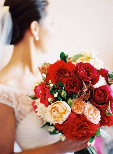 beautiful bouquet.  Flowers of Charlotte loves this!   Find us at www.charlotteweddingflorist.com
