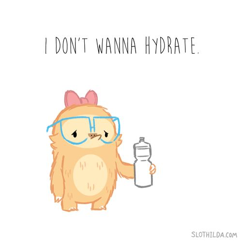 animation funny cute happy fail baby cartoon fun kawaii adorable comics nope little exercise comic glasses nerd sloth geek diet bread sloths nerdy geeky slothilda carbs wheat carbohydrates