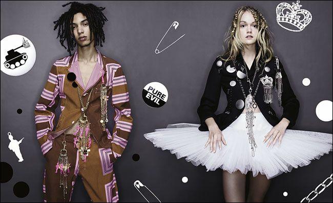 Comme de Garcons - L'irriverenza del brand giapponese - Lefashion.it (OPHERTY & CIOCCI fashion blog)