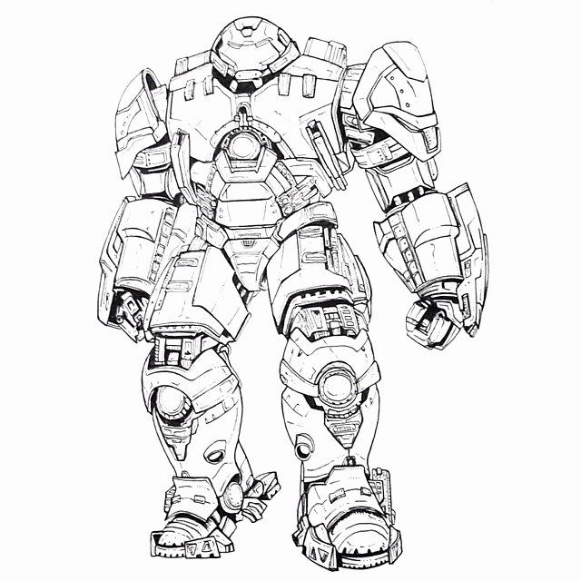 Hulk Buster Coloring Page Inspirational Hulkbuster Drawing At Getdrawings Superhero Coloring Pages Avengers Coloring Pages Superhero Coloring