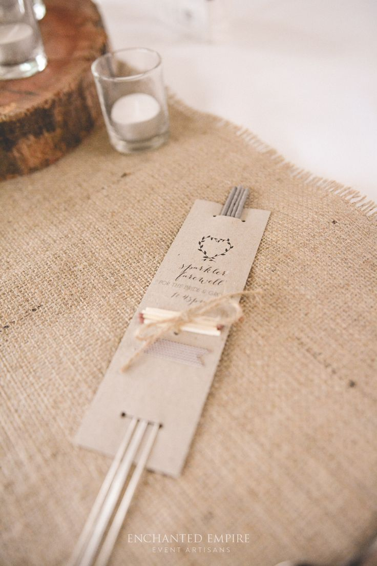 This couple was all about having an elegant, relaxed event but with a lot of emphasis on the little details and custom designed style. Mixed vintage jars adorned with rustic styled florals to compliment wooden elevations, wooden table numbers with custom menus as well as laser cut wooden tags. No detail was forgotten, including a Drink Station, Fingerprint Tree, Guest Table, Candy Bar + more. This was definitely a memorable event with guests overwhelmed from this well thought out style…