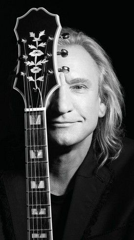 """If you don't deal with the fear, you're damaged goods."" —Joe Walsh"