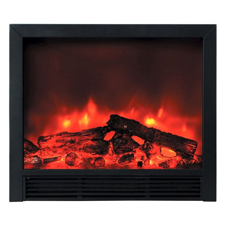 143 best Electric fireplace insert images on Pinterest Fireplace