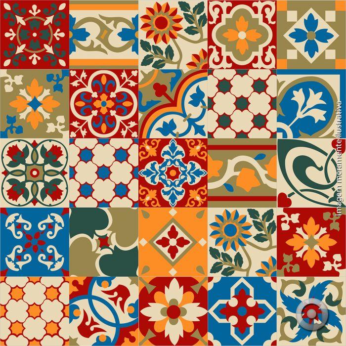 25 melhores ideias sobre azulejos portugueses no for Azulejos df