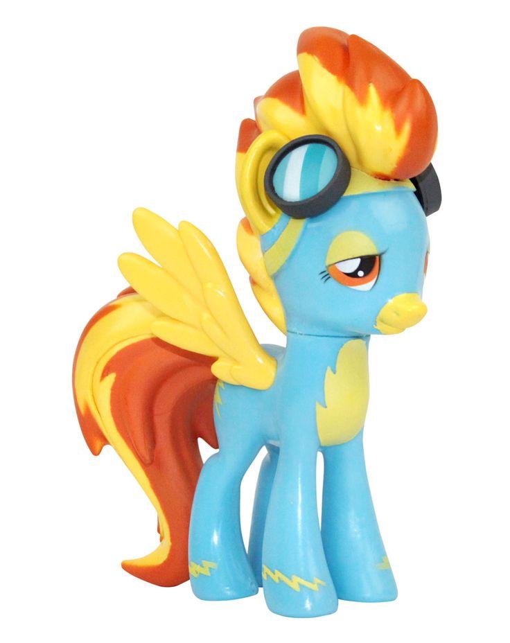 Funko Pop! My Little Pony Spitfire Vinyl collectable http://www.vanillaunderground.com/funko-my-little-pony-friendship-is-magic-spitfire-vinyl-collectible-g45823.html