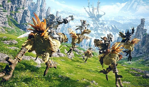 Is Final Fantasy 14 Coming To The Switch? Here's What Square Enix Says #FansnStars